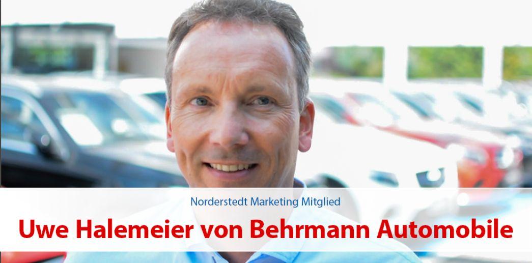 Uwe Halemeier von Behrmann Automobile
