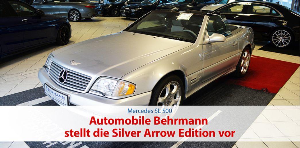 Behrmann Automobile stellt die Silver Arrow Edition vor