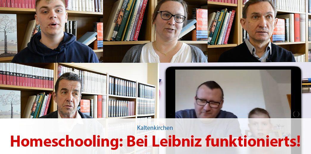 Homeschooling: Bei der Leibniz Privatschule funktionierts!