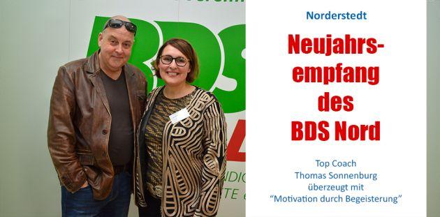Neujahrsempfang des BDS Nord