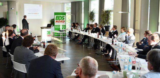 Vorstand des BDS NORD im Amt bestätigt