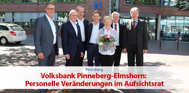 Pressekonferenz der Volksbank Pinneberg-Elmshorn
