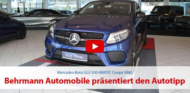 Behrmann Automobile präsentiert den Autotipp