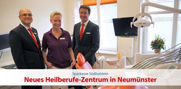 Neues Heilberufe-Zentrum in Neumünster