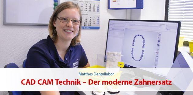 Expertentipp zum CAD CAM Zahnersatz