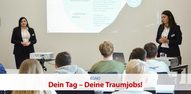 Jobtour Norderstedt | Dein Tag – Deine Traumjobs!