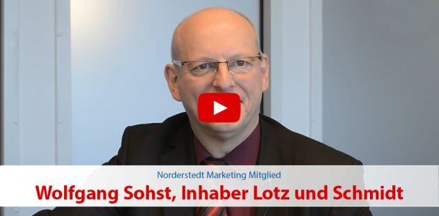 Wolfgang Sohst, Inhaber Lotz und Schmidt