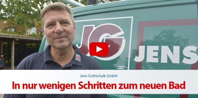 Jens Gottschalk GmbH - In nur wenigen Schritten zum neuen Bad