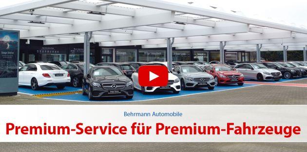 Premium-Service für Premium-Fahrzeuge