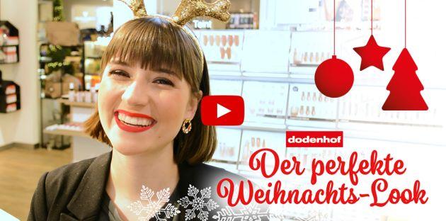 dodenhof präsentiert den perfekten Weihnachts-Look
