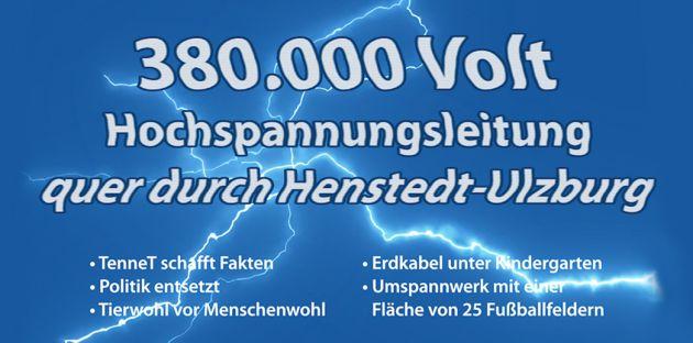 Henstedt-Ulzburg steht unter Strom!