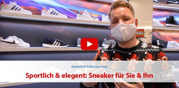 Sportlich & elegant: Sneaker für Sie & Ihn