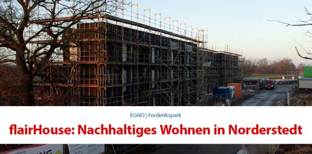 flairHouse: Nachhaltiges Wohnen in Norderstedt