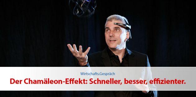 Der Chamäleon-Effekt