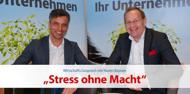 """""""Stress ohne Macht"""""""