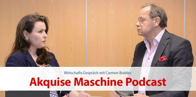 Akquise Maschine Podcast: Podcast Marketing geht ins Ohr, bleibt im Kopf