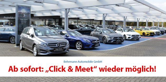 """Ab sofort """"Click & Meet"""" wieder möglich!"""