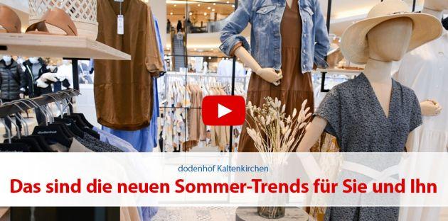 Das sind die neuen Sommer-Trends für Sie und Ihn