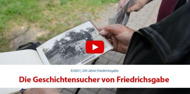Die Geschichtensucher von Friedrichsgabe